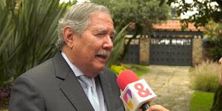 Guillermo Botero nuevo ministro de Defensa