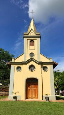 igreja de itaqueri