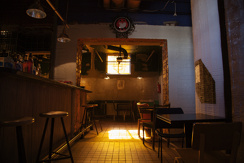 B-Side Bar