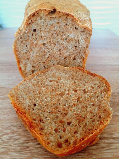 Chleb z San Francisco / San Francisco Bread