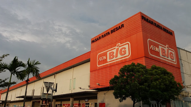 AEON Big Bukit Rimau