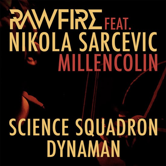 <center>Rawfire post new song 'Science Squadron Dynaman' feat. Nikola Sarcevic (Millencolin)</center>
