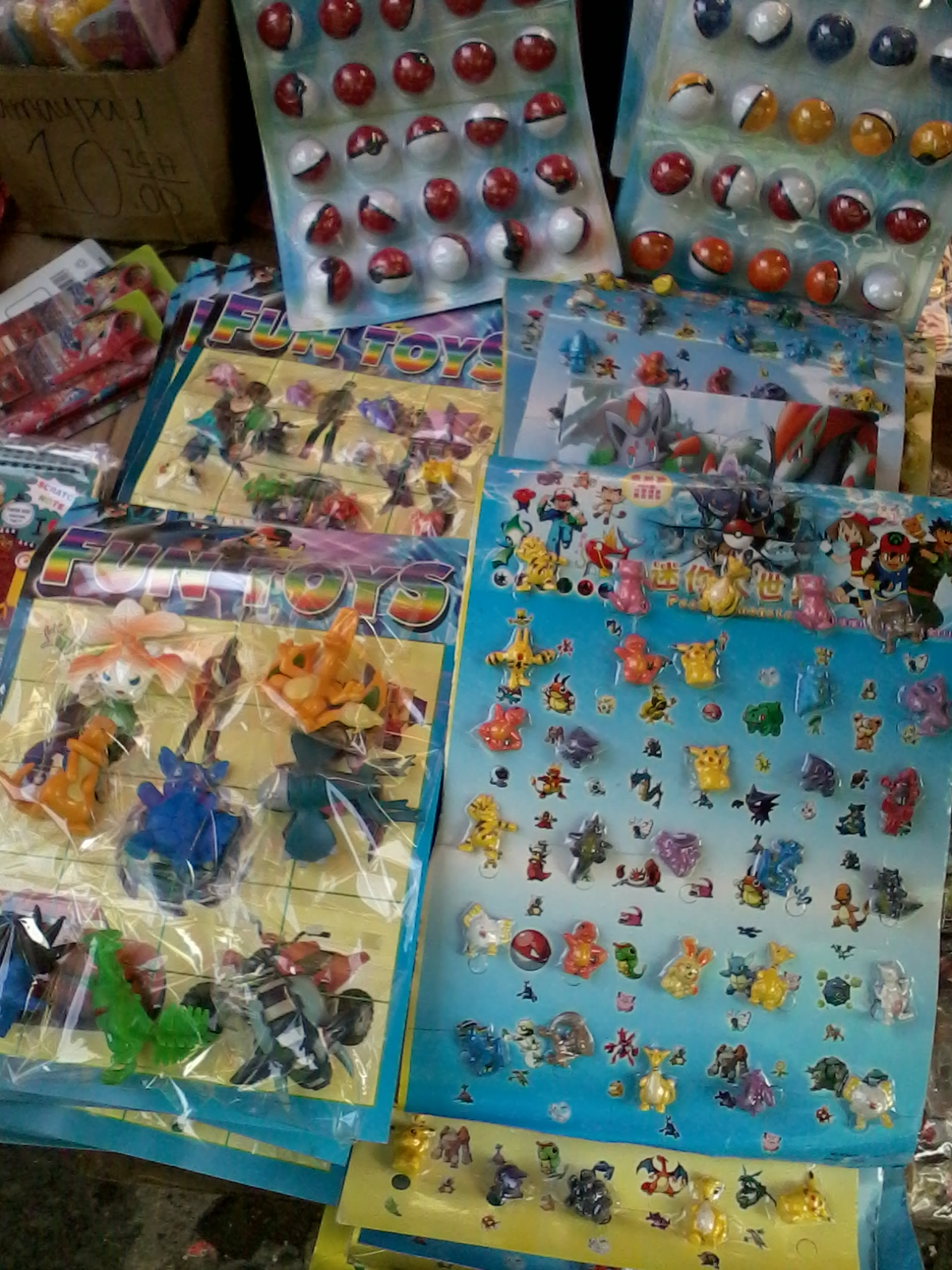 Toys For All : Ecowaste coalition not all pokemon inspired toys are safe