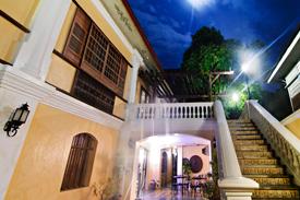 Hotel Felicidad in Vigan City
