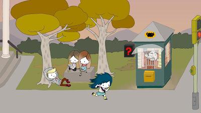 Agatha Knife Game Screenshot 5