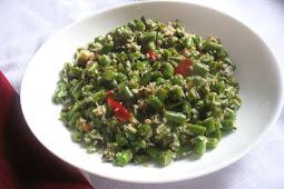 Green Bean Poriyal