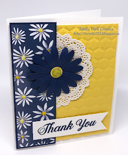 Linda Vich Creates: 2017 Catalog Launch Prep Part 3: First Prize. Delightful Daisy DSP teams up with the Daisy Punch for this lovely card set and portfolio.