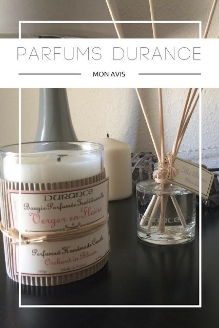 DECO : Durance, mon avis sur leurs parfums d'intérieur ! www.by-laura.fr