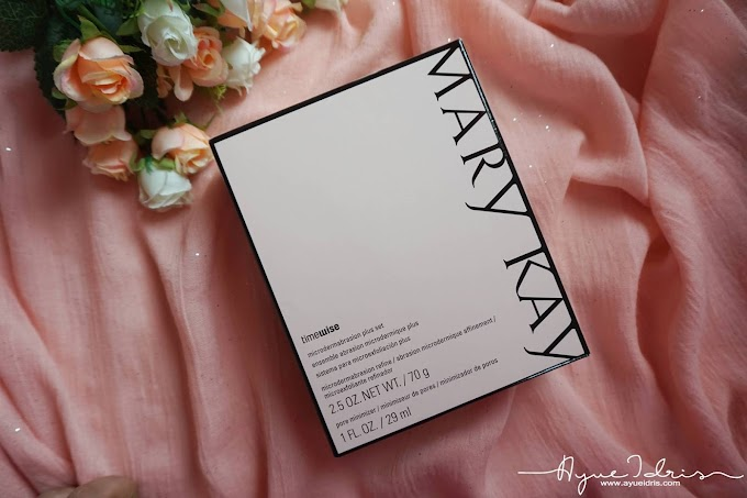 Mary Kay TimeWise MicroDermabrasion Plus Set Review