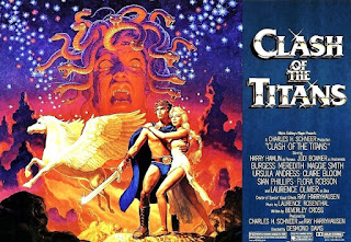 Película Furia de titanes - 1981