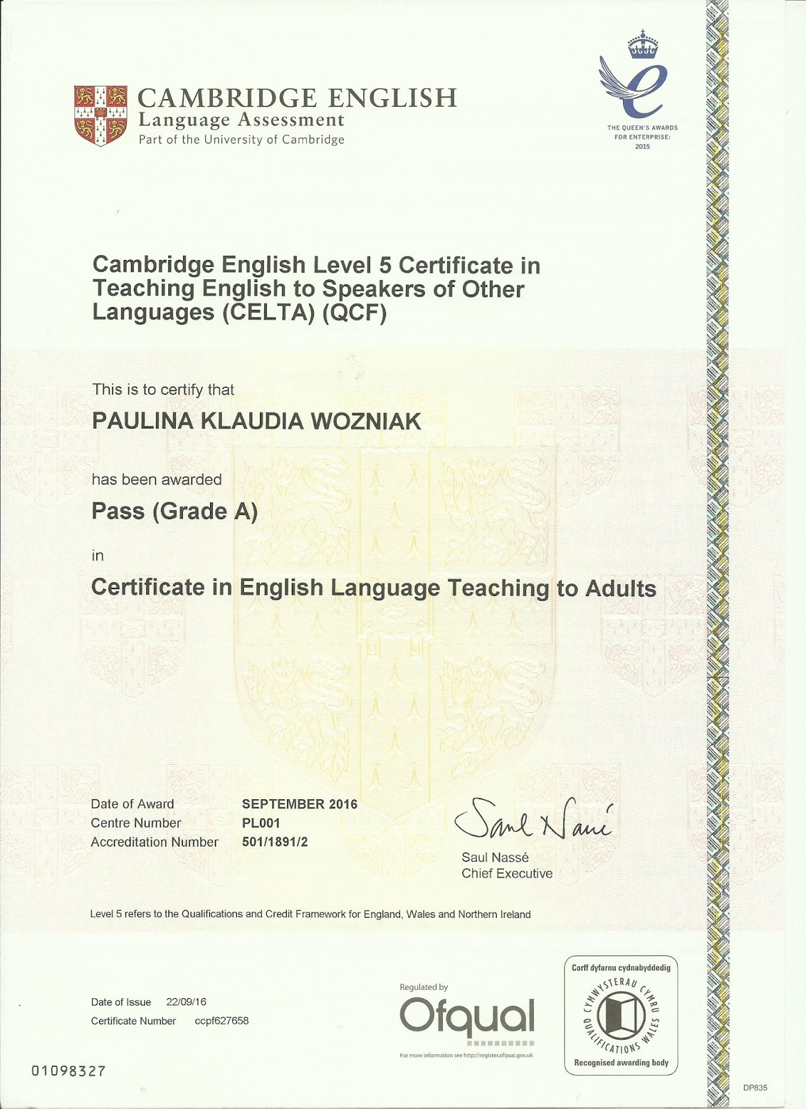Give Me That Teaching Job Please Celta Certificate