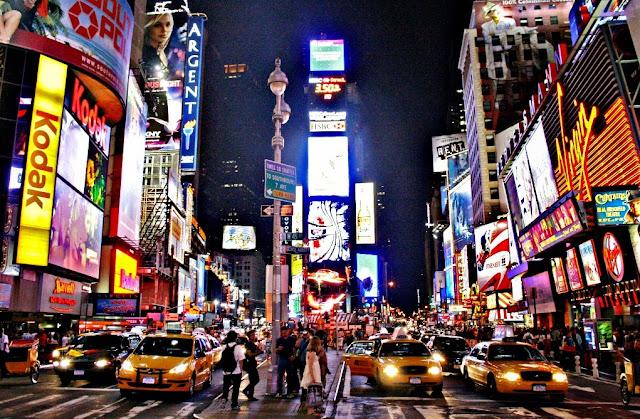 Resultado de imagem para Times Square, Nova York