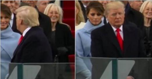 Voilà pourquoi Melania Trump a perdu son sourire