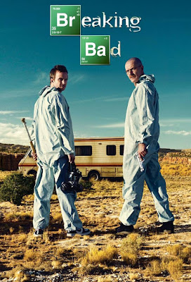 breaking bad serial recenzja plakat aaron paul bryan cranston
