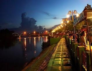 tempat wisata di jambi tanggo rajo
