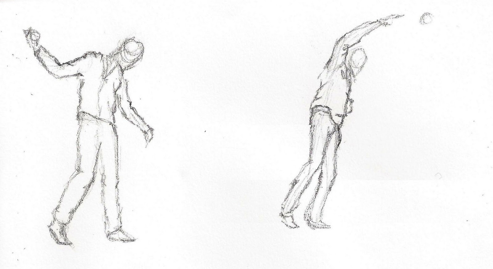 Drawings: Sequence drawings (3)