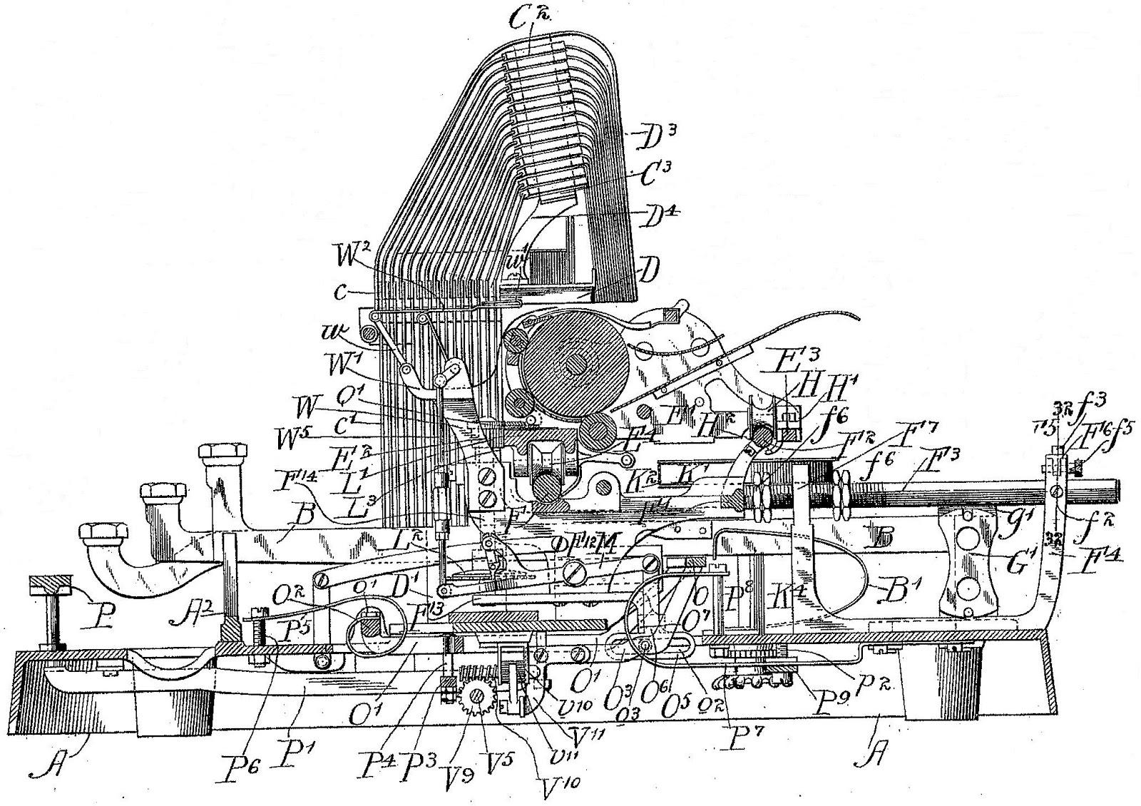 oliver typewriter company typewriter