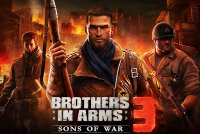 Brothers in Arms 3 Android game