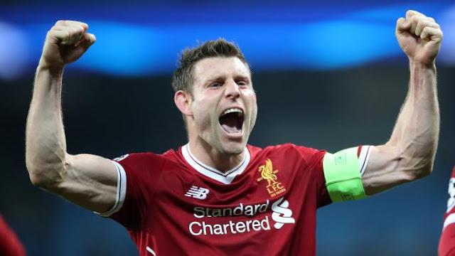 Liverpool FC James Milner