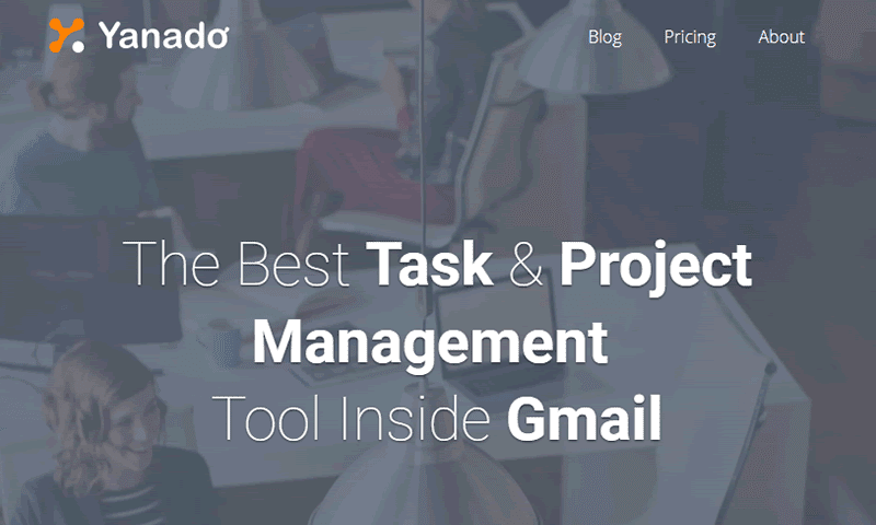Keep the focus on work and manage your project with Yanado