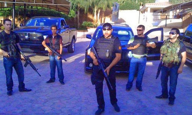 """""""Está demasiado caliente, No le rasque"""" dijo el Policia Federal a Paramédico que le desaparecieron a su hijos en San Fernando, Tamaulipas"""