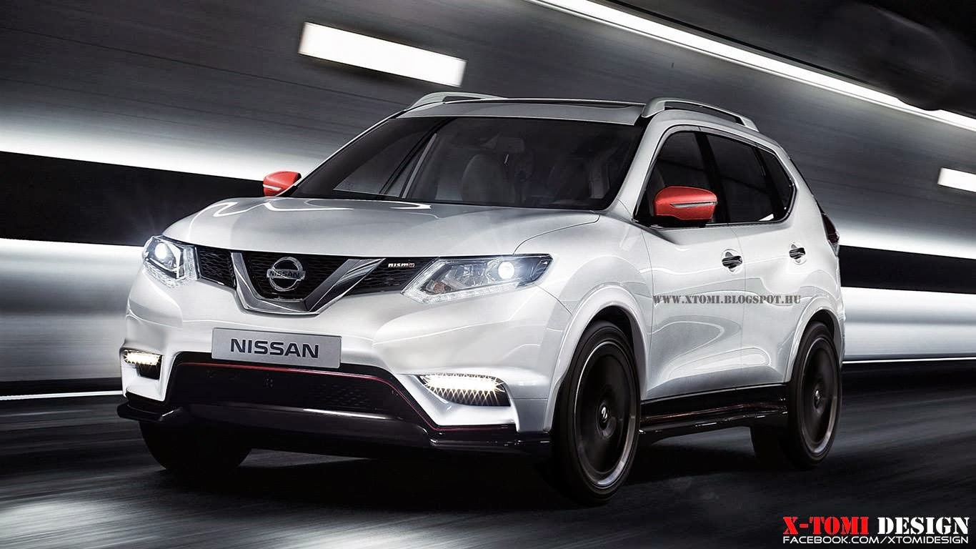 all cars nz 2013 nissan x trail nismo virtual tuning. Black Bedroom Furniture Sets. Home Design Ideas