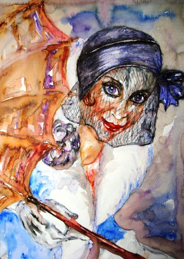 Французский художник. Tonio Klay