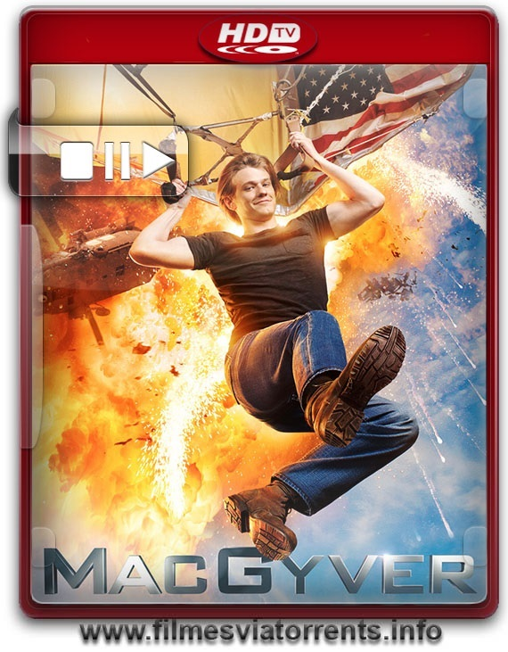 MacGyver 1° Temporada