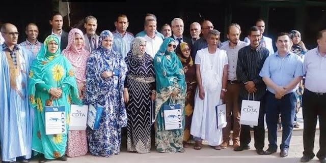 وفد برلماني صحراوي يطلع على التجربة الجزائرية في تنمية التكنولوجيات المتطورة