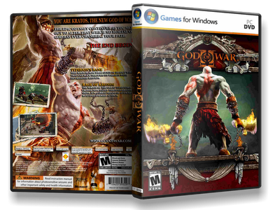 Download Game God OF War II Full Version | -Cyber Blogger-