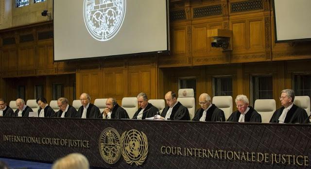 Definisi Pengertian Peradilan Internasional