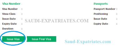 DEPENDENT MULTIPLE EXIT RE ENTRY VISA ISSUANCE