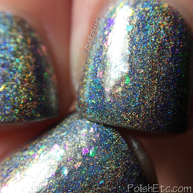 Cupcake Polish - Radioactive Collection - McPolish - Beta