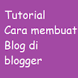 Tutorial cara membuat blog di blogger  | Om-Blogging !!