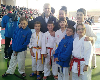 Karate Zeus Yepes Aranjuez