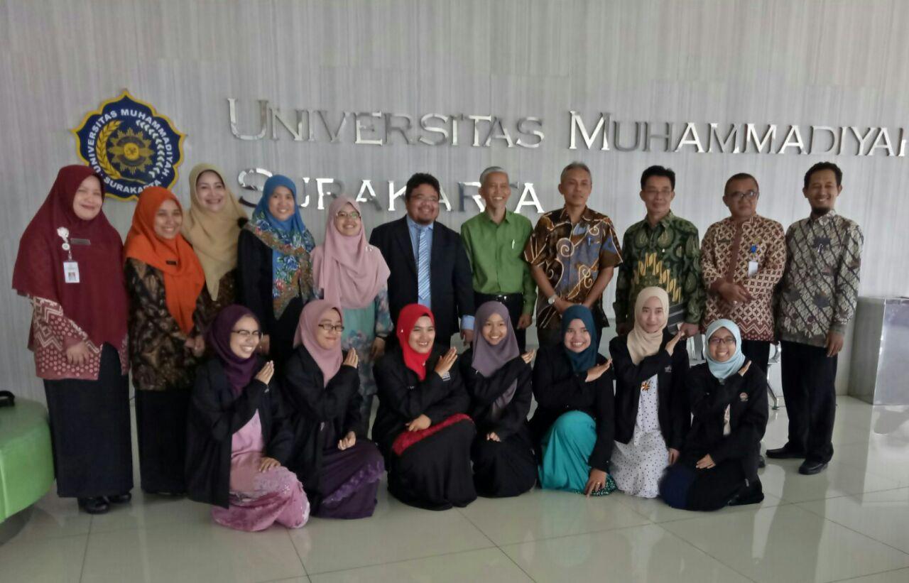 Pelepasan Mahasiswa Magang Asal UPSI Malaysia