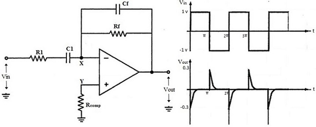 basic operational amplifier circuits