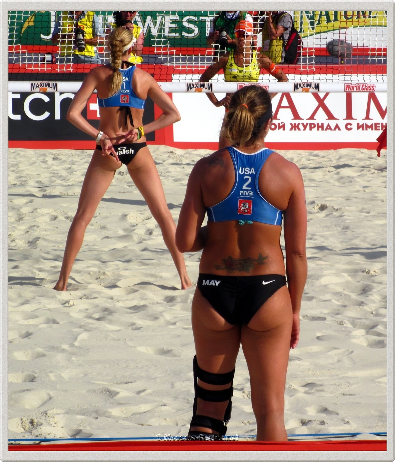 USA Beach Volleyball Team