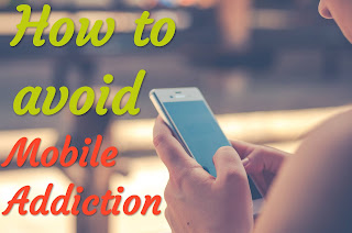 Mobile addiction