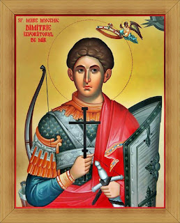 Urari si felicitari Onomastice Sf. Dumitru