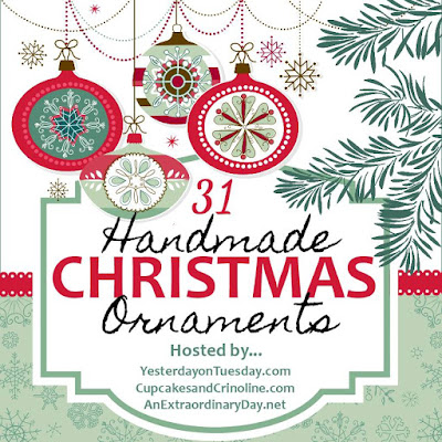 in 31 days you can create 31 stunning christmas ornaments