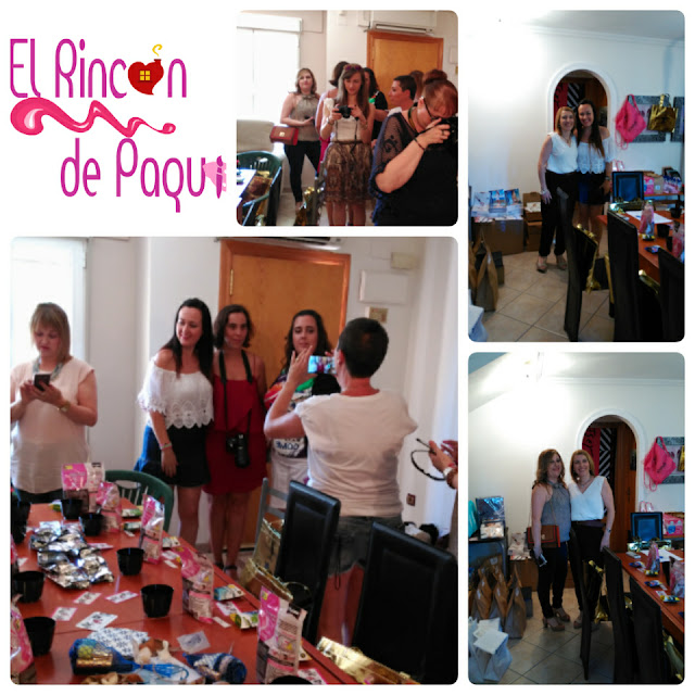 Evento Blogger Alicante