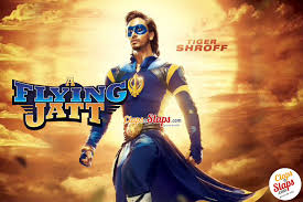 a flying jatt movie scene