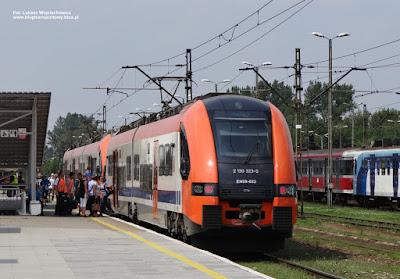 EN64-003 + EN99-003, Koleje Małopolskie