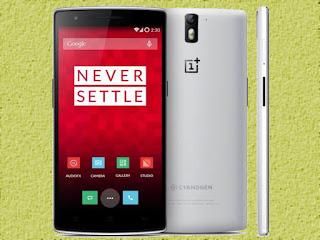 OnePlus One - smartphone