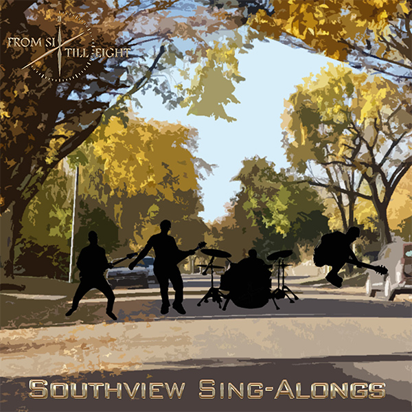 """From Six Till Eight stream new EP """"Southview Sing-Alongs"""""""