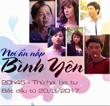 Phim  Nơi Ẩn Nấp Bình Yên-VTV6