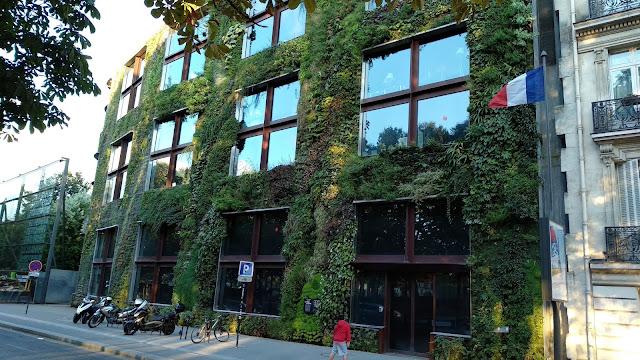 jardin vertical museo quai Branly