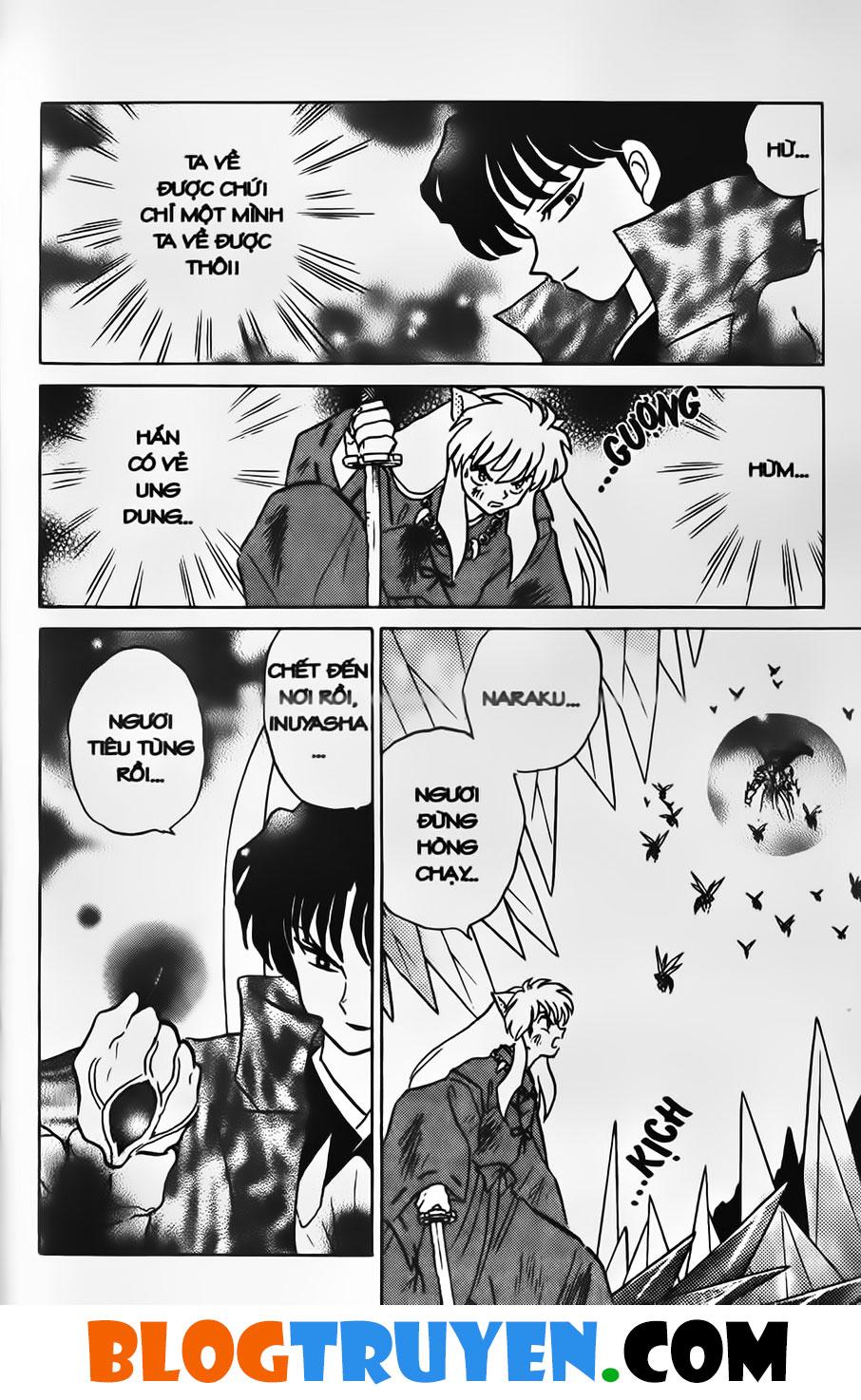 Inuyasha vol 33.5 trang 11