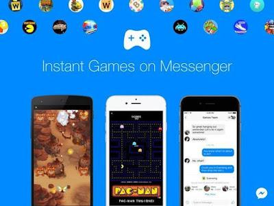 ahora podras jugar desde tu facebook messenger